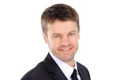 Portrait of a confident business man Stock Image