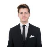 Portrait Of Confident Businessman Royalty Free Stock Photo