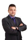 Portrait of confident businessman Royalty Free Stock Photos