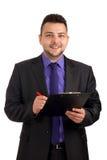 Portrait of confident businessman Royalty Free Stock Image