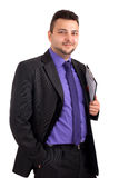 Portrait of confident businessman Royalty Free Stock Photography