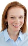Portrait of a confident businesswoman Stock Image