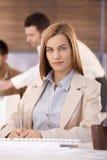 Portrait of confident businesswoman Royalty Free Stock Photos