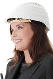 Portrait of confident female worker Stock Photo