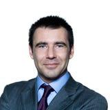 Portrait of a confident handsome businessman Stock Photo