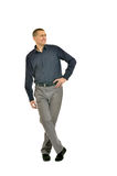 Portrait of Confident man Royalty Free Stock Photography