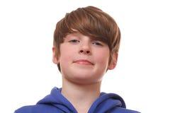 Confident boy Royalty Free Stock Image