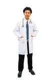 Portrait of confident young medical doctor Stock Photography