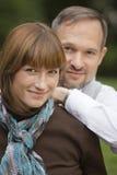 Portrait of couple Royalty Free Stock Photo