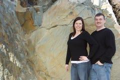 Portrait of Couple Royalty Free Stock Photos