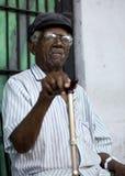 Portrait cubain Photographie stock libre de droits