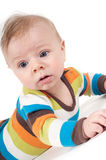 Portrait of cute baby boy Royalty Free Stock Photo