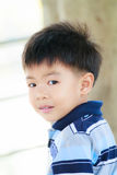 Portrait of cute boy Stock Images