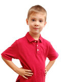Portrait of cute child Royalty Free Stock Photos