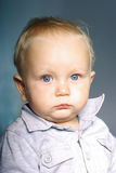 Portrait of cute little boy Royalty Free Stock Photography