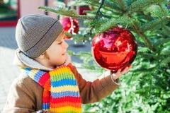 Portrait of a cute little boy Royalty Free Stock Photos
