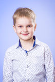 Portrait of cute little boy Stock Photography