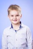 Portrait of cute little boy Stock Photography