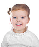 Portrait of cute little girl Royalty Free Stock Image