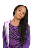 Portrait cute south african child Royalty Free Stock Photos