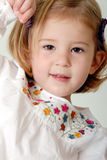 Portrait of cute two year old Royalty Free Stock Photography