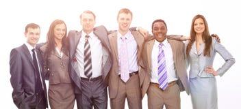 Portrait d'équipe réussie d'affaires Photo libre de droits