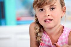 Portrait d'enfant Image stock