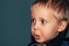 Portrait d'enfant Photographie stock libre de droits