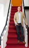 Portrait d'homme d'affaires Photos libres de droits