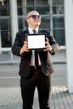 Portrait d'homme d'affaires Photo libre de droits