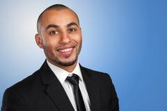 Portrait d'homme d'affaires image stock