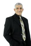 Portrait d'homme d'affaires photographie stock libre de droits