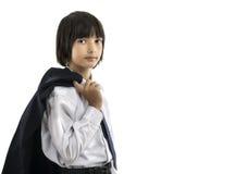 Portrait d'un écolier Images libres de droits