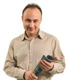 Portrait d'un directeur Image libre de droits