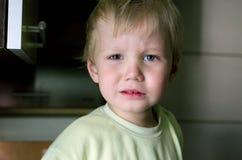Portrait d'un garçon Photo libre de droits