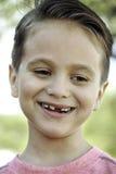 Portrait d'un garçon Image stock