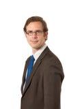 Portrait d'un homme d'affaires Image libre de droits
