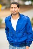Portrait d'un homme de minorité Image libre de droits