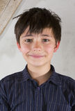 Portrait d'un jeune garçon photos stock