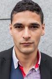 Portrait d'un jeune homme Photo libre de droits