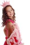 Portrait d'une belle fille de l'adolescence d'aspect européen images libres de droits