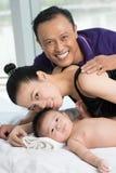 Condition parentale photographie stock