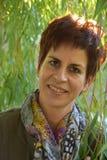 Portrait d'une femme avec du charme Photos libres de droits