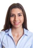 Portrait d'une femme d'affaires mexicaine Photos stock