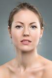 Portrait d'une fille Image libre de droits