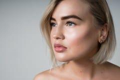 Portrait d'une fille images libres de droits