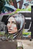 Portrait d'une jeune femme Image libre de droits