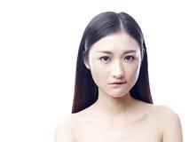 Portrait d'une jeune femme asiatique photo libre de droits