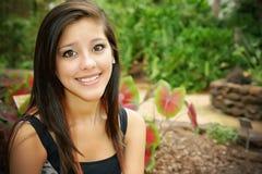 Portrait d'une jeune fille Photos libres de droits