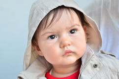 Portrait de bébé Photos libres de droits